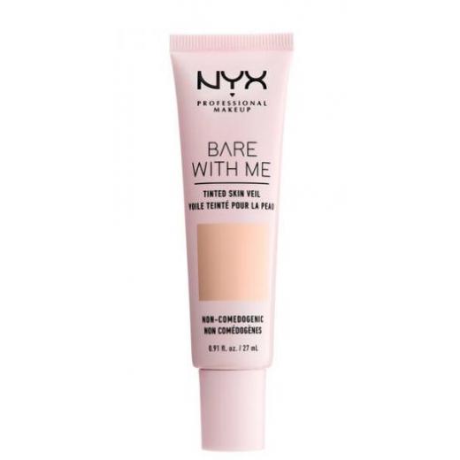 NYX Professional Makeup Bare With Me Tinted Skin Veil  (Tonējošs sejas krēms)
