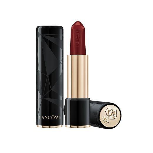 Lancome Absolu Rouge Ruby Cream   (Ilgnoturīga lūpu krāsa)