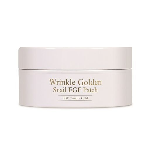 The Skin House Wrinkle Golden Snail EGF Patch  (Hidrogēla acu maska)