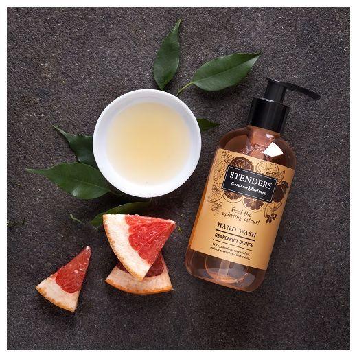 STENDERS Hand Wash Grapefruit-Quince  (Greipfrūtu-cidoniju šķidrās ziepes)