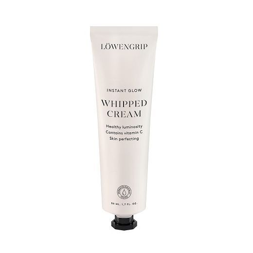 Lowengrip Instant Glow - Whipped Cream  (Sejas krēms ar B vitamīnu)