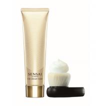 Sensai Ultimate The Creamy Soap  (Attīrošas krēmveida ziepes sejai)