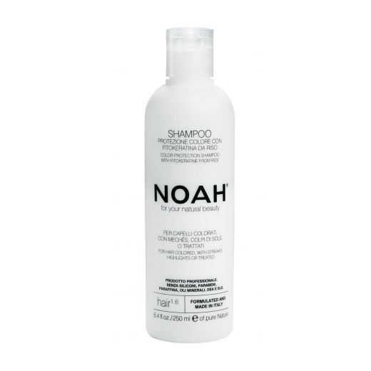 NOAH Color protection Shampoo With Fitokeratin From Rice  (Šampūns krāsotiem matiem)