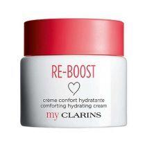 Clarins Re-Boost Comforting Hydrating Cream   (Barojošs, mitrinošs sejas krēms)