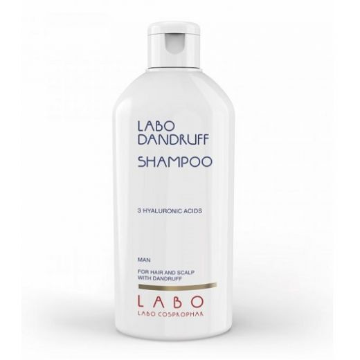 LABO Dandruff Shampoo For Man  (Šampūns pret blaugznām vīriešiem)