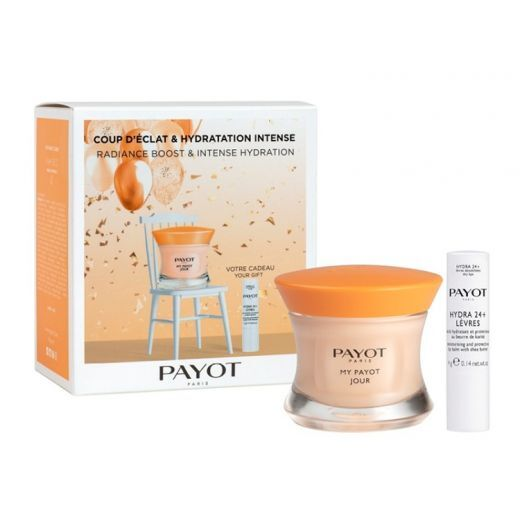 Payot Radiance Boost & Intense Hydration  (Sejas un lūpu kopšanas komplekts)