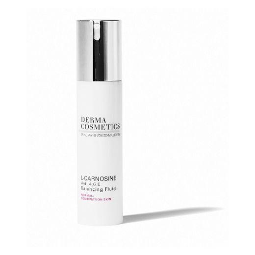 Dermacosmetics L-Carnosine Anti-A.G.E. Balancing Fluid  (Fluīds sejai)