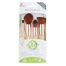 SoEco Face Brush Kit  (Grima otu komplekts)