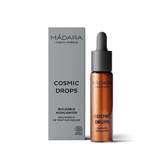 Madara Cosmic Drops Buildable Highlighter  (Šķidrais izgaismotājs)