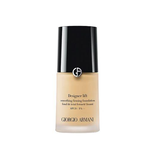 Giorgio Armani Beauty Designer Lift Smoothing Firming Foundation SPF 20  (Izlīdzinošs tonālais krēms