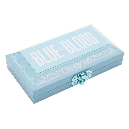 Jeffree Star Cosmetics Blue Blood Eyeshadow Palette   (Acu ēnu palete)