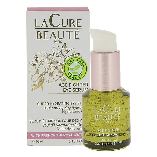 La Cure Beauté Age Fighter Eye Serum  (Atjaunojošs serums acīm)
