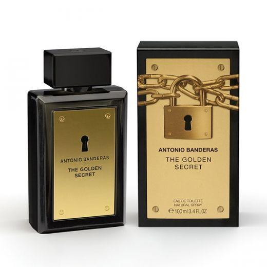 Antonio Banderas The Golden Secret  (Tualetes ūdens)