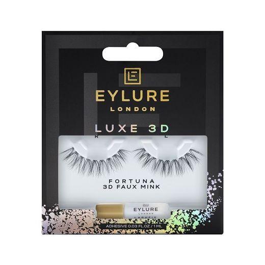 Eylure Luxe 3D Fortuna   (Mākslīgās skropstas)