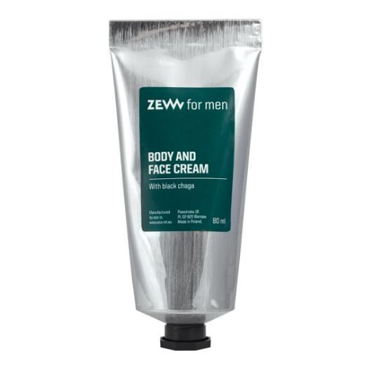 ZEW for Men Face Cream  (Mitrinošs sejas krēms)