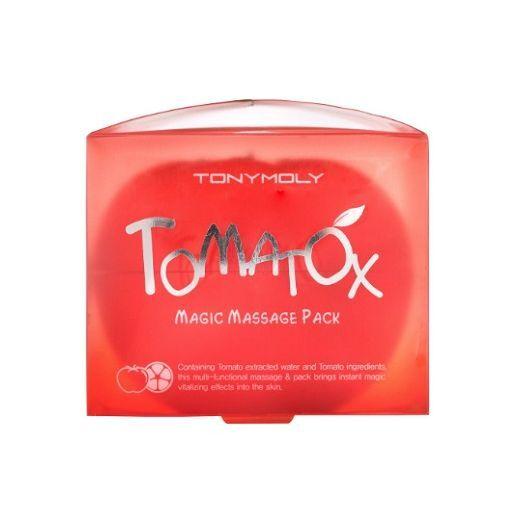 TONYMOLY Tomatox Magic Massage Pack  (Attīroša sejas maska)