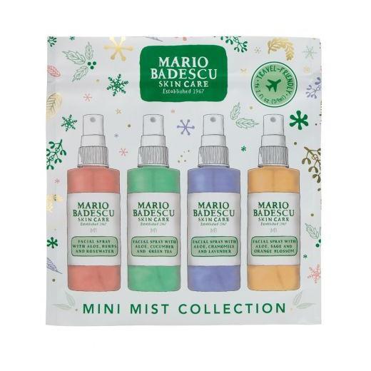 Mario Badescu Mini Mist Collection Set  (Spreju komplekts)