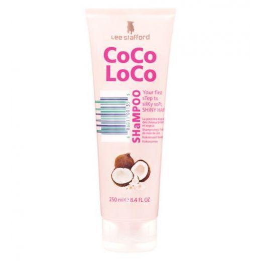 Lee Stafford CoCo LoCo Shampoo   (Barojošs matu šampūns)