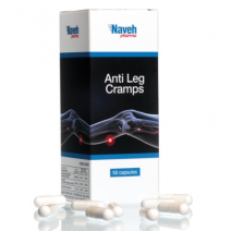 Naveh Pharma AntiLeg Cramps N50  (Uztura bagātinātājs)
