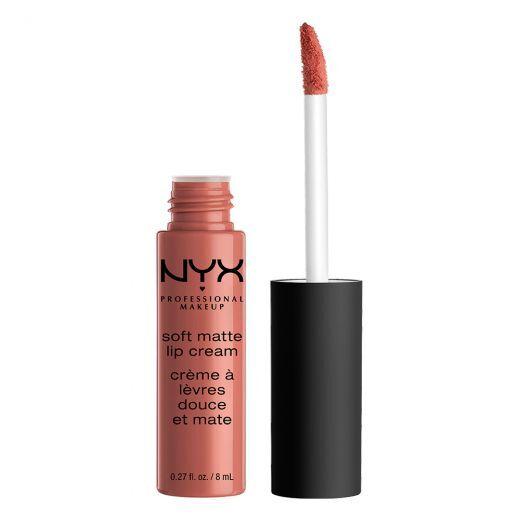 NYX Soft Matte Lip Cream (Matēta lūpu krāsa-krēms)