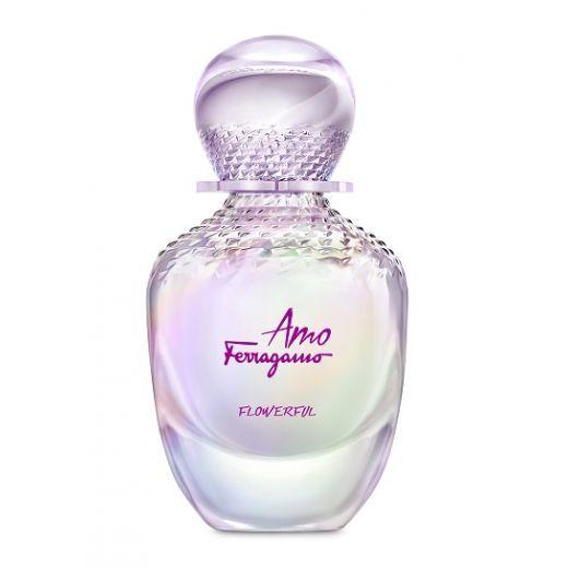 Salvatore Ferragamo Amo Ferragamo Flowerful  (Tualetes ūdens sievietei)