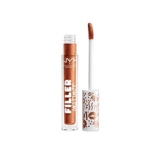 NYX Professional Makeup Filler Instinct Plumping Lip Polish  (Apjomu piešķirošs lūpu spīdums)