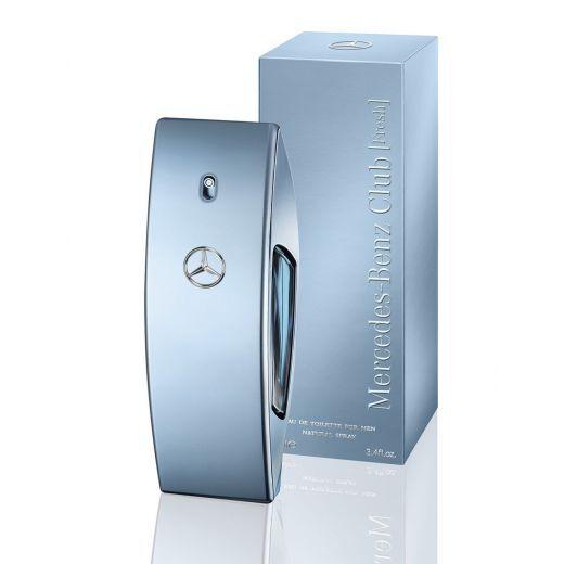 Mercedes - Benz Club Fresh EDT  (Tualetes ūdens vīrietim)