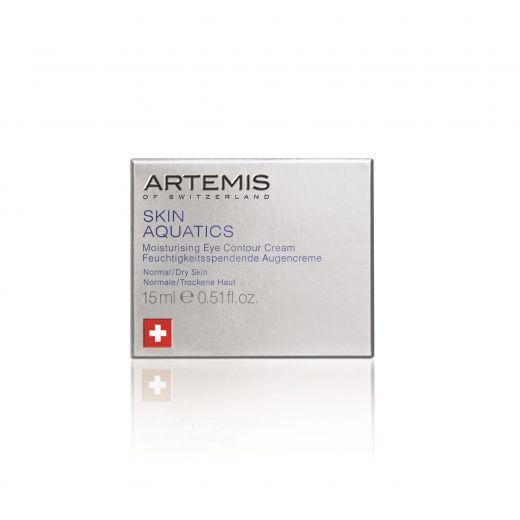 Artemis Moisturizing Eye Contour Cream 15 ml  (Pietūkumu samazinošs acu krēms)