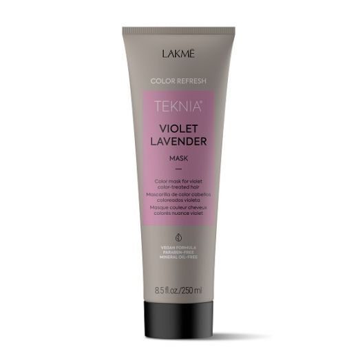 Lakmé Teknia Refresh Violet Lavender Mask  (Violetas krāsas atjaunojoša matu maska)
