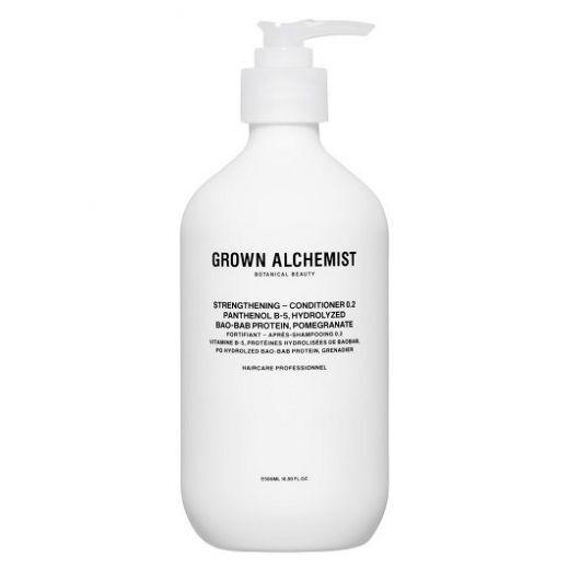 Grown Alchemist Strengthening - Conditioner 0.2  (Kondicionieris matu stiprināšanai)