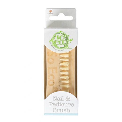 SoEco Nail and Pedicure Brush  (Nagu un pedikīra birste)