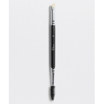 Dior Backstage Double Ended Brow Brush N° 25  (Divpusējā uzacu ota N° 25)