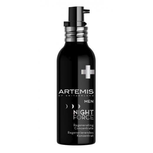 Artemis Night Force Regenerating Concentrate  (Atjaunojošs nakts koncentrāts sejai)