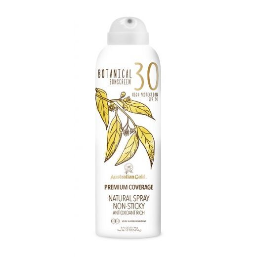 Australian Gold Botanical Sunscreen SPF 30 Spray  (Saules aizsargsprejs SPF 30)