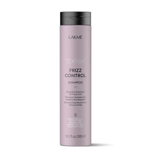 Lakmé Teknia Frizz Control Shampoo  (Šampūns nepaklausīgiem matiem)