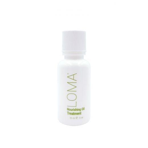 LOMA Nourishing Oil Treatment    (Barojoša, aizsargājoša matu eļļa ar termo aizsardzību)