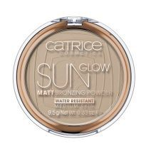 Catrice Cosmetics Sun Glow Matt Bronzing Powder  (Bronzējošs pūderis)