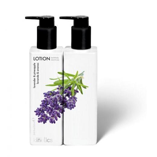 Kinetics Lavender & Pineapple Lotion  (Roku un ķermeņa losjons)