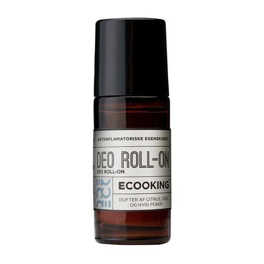 Ecooking Deo Roll-On   (Dezodorants rullītis)