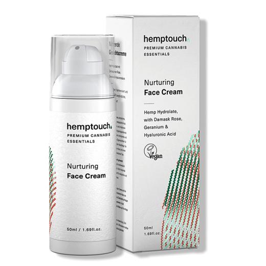 hemptouch Nurturing Face Cream  (Kopjošais sejas krēms)