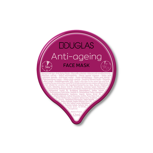 Douglas Collection Anti - Ageing Face Mask  (Pretnovecošanās sejas maska)