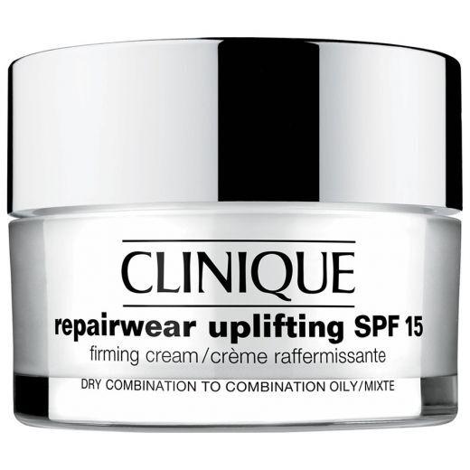 Clinique Repairwear Uplifting Firming Cream Type 2/3  (Atjaunojošs un nostiprinošs sejas krēms)
