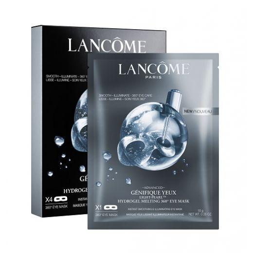 Lancome Génifique Yeux Light-Pearl Hydrogel Melting 360° Eye Mask  (Maska zonai zem acīm)