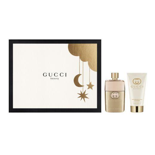 Gucci Guilty pour Femme Gift Set  (Aromāta dāvanu komplekts sievietei)