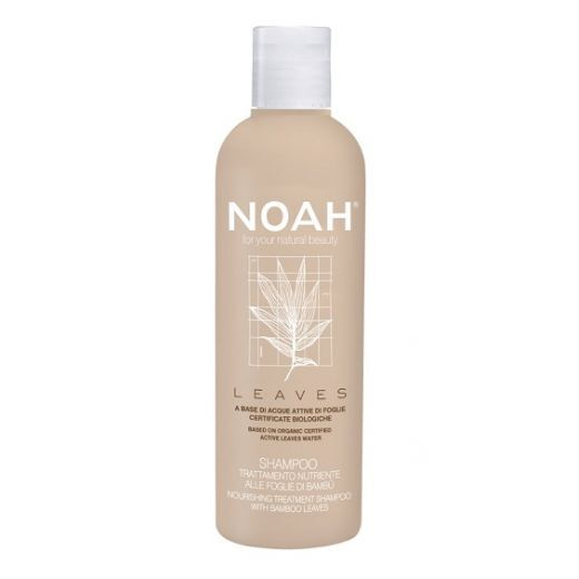 NOAH Nourishing Treatment Shampoo With Bamboo Leaves   (Barojošs šampūns ar bambusa lapām)