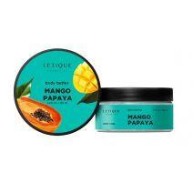 Letique Cosmetics Body Cream Butter Mango-Papaya  (Mango-papajas ķermeņa sviests)