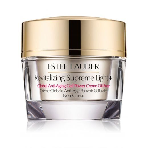 Estée Lauder Revitalizing Supreme Light+ Global Anti-Aging Cell Power Creme Oil-Free 50 ml (Pretnove