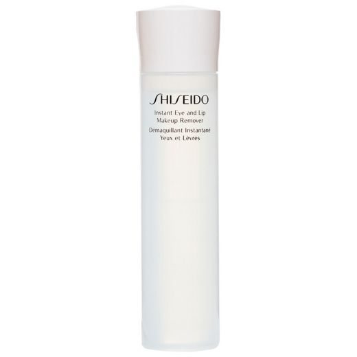Shiseido Instant Eye and Lip Make-up Remover 125 ml (Divfāžu kosmētikas noņēmējs)