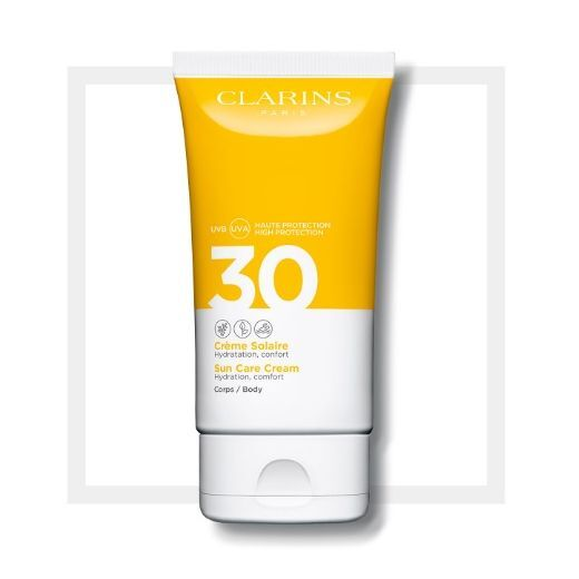 Clarins Sun Care Cream SPF 30   (Saules aizsargkrēms sejai SPF 30)