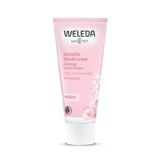 Weleda Almond Sensitive Hand Cream  (Mandeļu roku krēms)